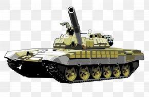 T72 Tank Image, Armored Tank - Tank Clip Art PNG