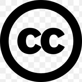 Creative Commons - Creative Commons License Copyright Attribution PNG