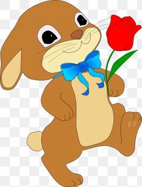 Easter - Easter Bunny Child Rabbit Clip Art PNG