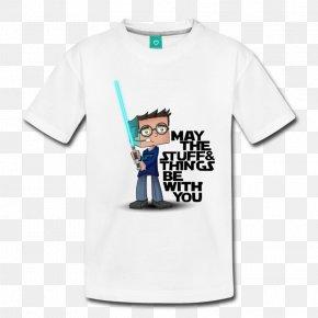 Kids T Shirt - Long-sleeved T-shirt Long-sleeved T-shirt Spreadshirt Clothing PNG