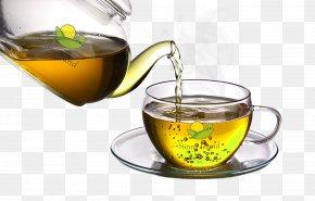 Green Tea File - Green Tea Coffee English Breakfast Tea PNG