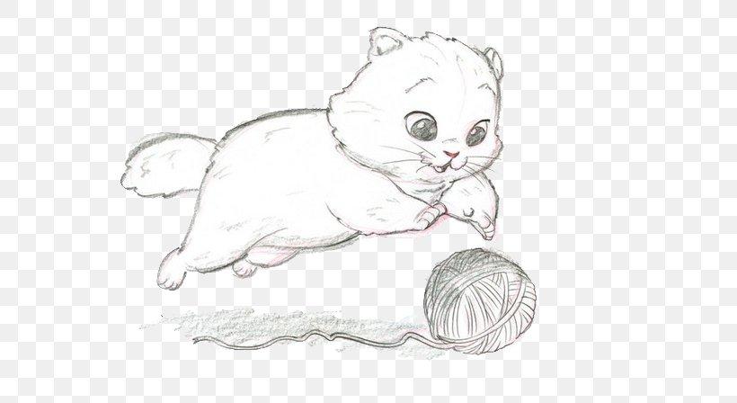 Kitten Cat Puppy Drawing Cartoon Png 600x448px Kitten Animated