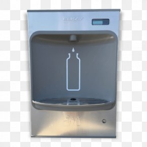 Airport Water Refill Station - Water Cooler Drinking Fountains Elkay Manufacturing Drinking Water PNG