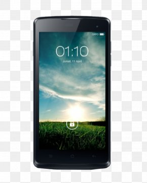 Android - OPPO Digital Mobile Phones Android OPPO Find 7 Smartphone PNG