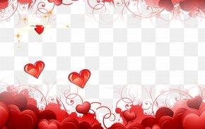 Heart - Valentine's Day White Day Lantern Festival Qixi Festival Christmas PNG