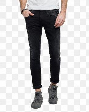 Jeans - Slim-fit Pants Jeans Denim Clothing Fashion PNG