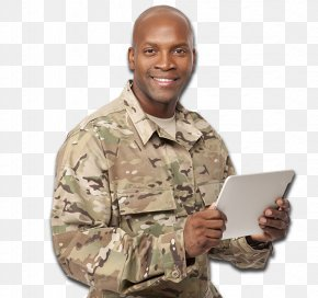 Organization Tablet Computer - Army Cartoon PNG