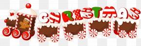 Merry Christmas Clip Art - Christmas Clip Art PNG
