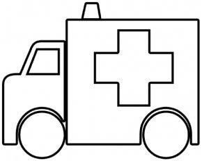 Ambulance Cliparts - Clip Art: Transportation Ambulance Royalty-free Fire Engine Clip Art PNG