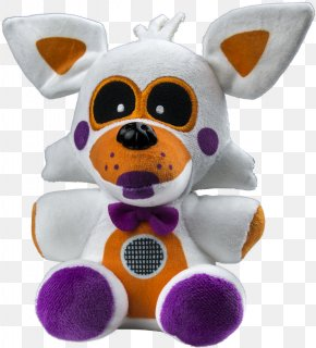 Plush - Five Nights At Freddy's: Sister Location Stuffed Animals & Cuddly Toys Plush Funko PNG