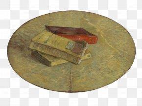 Van Gogh - Van Gogh Museum Three Books Artist Work Of Art PNG