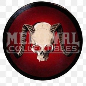 Devil Skull - Skull Baphomet Horn Demon Devil PNG