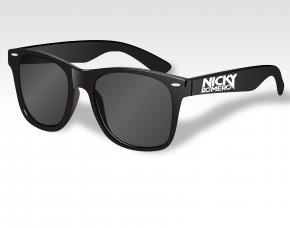 Sunglasses - Sunglasses Ray-Ban Wayfarer Clip Art PNG