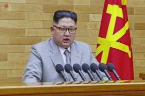 Kim Jong-un - Kim Jong-un Pyongyang South Korea United States Fire And Fury PNG