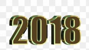 Happy New Year - 3D Computer Graphics Desktop Wallpaper Clip Art PNG