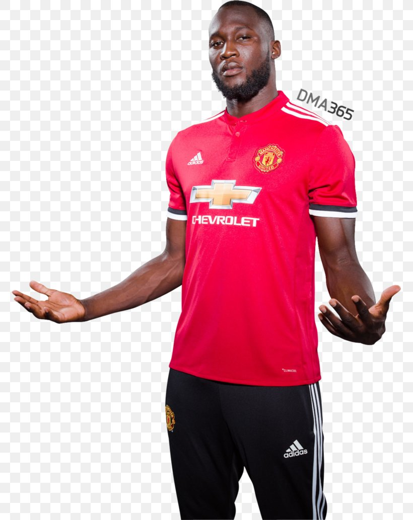 Romelu Lukaku Manchester United F.C. Premier League Jersey Football Player, PNG, 773x1034px ...