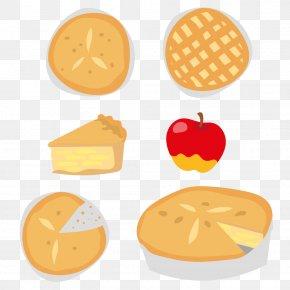 Vector Apple Pie - Apple Pie Food Cake PNG