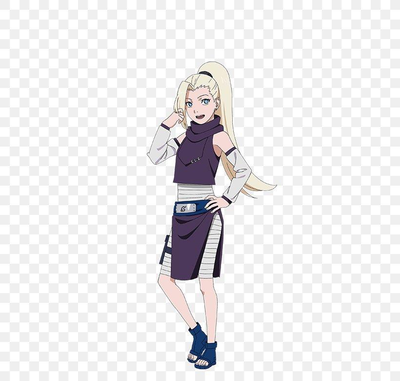 Ino Yamanaka Naruto: Ultimate Ninja Image Ultimate Ninja Blazing, PNG,  352x780px, Watercolor, Cartoon, Flower, Frame, Heart
