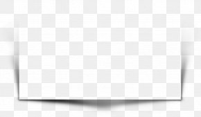 Paper Shadow Projection Angle - Square Symmetry Black And White Pattern PNG