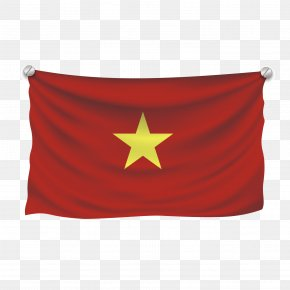 Vector Flag Country Vietnam - Vietnam Congo Bresse Flag Euclidean Vector PNG