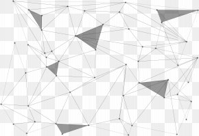 Abstract Geometric Line Patterns - Geometry Line Point PNG