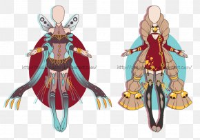 Hansel And Gretel - I Am Setsuna Costume Design Clothing Nintendo Switch PNG