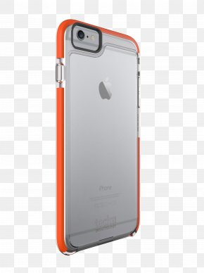 Iphone 6 Frame - IPhone 6 Plus Mobile Phone Accessories Tech21 Apple Portable Media Player PNG