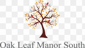 House - Oak Leaf Manor South York House Home Care Service PNG
