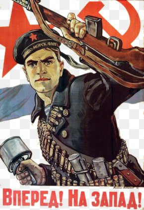 Soviet Red Army Soldiers - Vasily Shukshin Russian Soviet Federative Socialist Republic Second World War Poster PNG