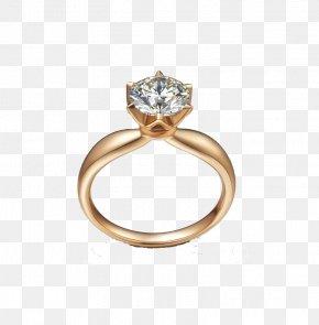 Diamond Ring - Wedding Ring Jewellery Diamond PNG