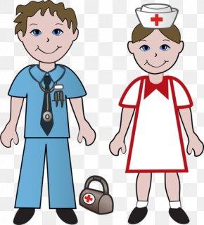 Male Nurse - Nursing Registered Nurse Clip Art PNG