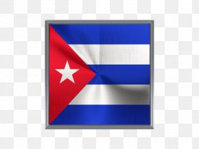 Metal Square - Flag Of Cuba Flag Of Puerto Rico Flag Of Guinea-Bissau PNG