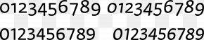Roman Numerals - Sans-serif Typeface Computer Font Font PNG
