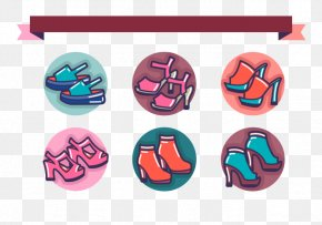 March 8 Women's Day High Heels Sale - International Womens Day Icon PNG