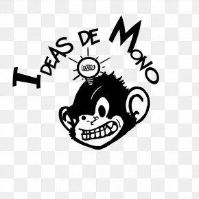 Idml - Logos Graphite Monkey Animal PNG