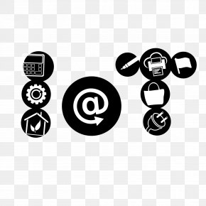 Internet - Symbol Internet Of Things Clip Art PNG