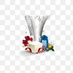 Vector Creative Gift - Christmas Gift Christmas Gift Box PNG