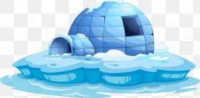 Arctic Igloo - Igloo Cartoon Stock Illustration Illustration PNG