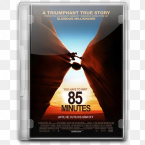 127 Hours V2 - Dvd Brand Poster Heat PNG