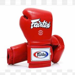 Boxing Gloves - Muay Thai Fairtex Gym Boxing Glove PNG