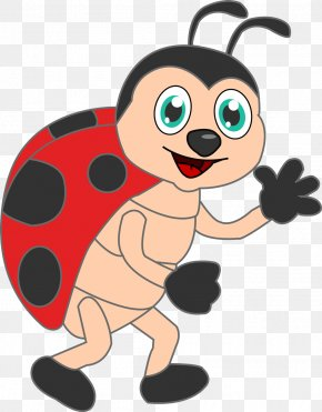 Free Ladybug Cliparts - Cartoon Royalty-free Clip Art PNG