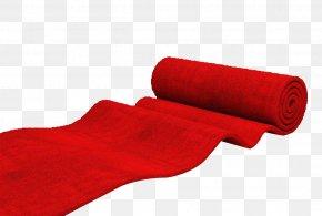 Red Carpet - Carpet Designer Textile PNG