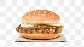 Burger King - Cheeseburger Whopper Hamburger Burger King Grilled Chicken Sandwiches PNG