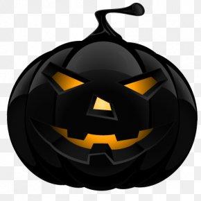 Halloween - Halloween Jack-o'-lantern Desktop Wallpaper Haunted Attraction Clip Art PNG