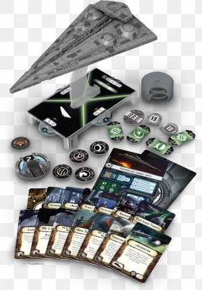 Star Wars - Fantasy Flight Games Star Wars: Armada Star Wars: X-Wing Miniatures Game Star Destroyer PNG