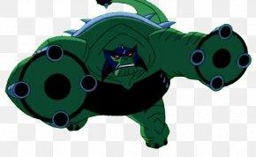 Beast Boy Cartoon - Humungosaur Swampfire Ben 10 Alien Coloring Book PNG