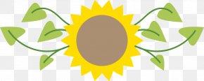 Purple Sunflower Cliparts - Common Sunflower Free Content Clip Art PNG