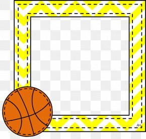 Sea Border Template - Picture Frames Image Clip Art Basketball Shaped Picture Frame Borders And Frames PNG