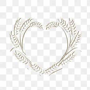 Love Wheat Background Border - Wheat Icon PNG