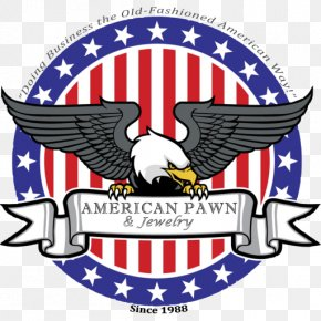 T-shirt - American Pawn & Jewelry Flag Of The United States T-shirt PNG